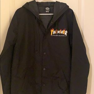 Thrasher jacket